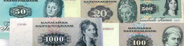 gamle penge