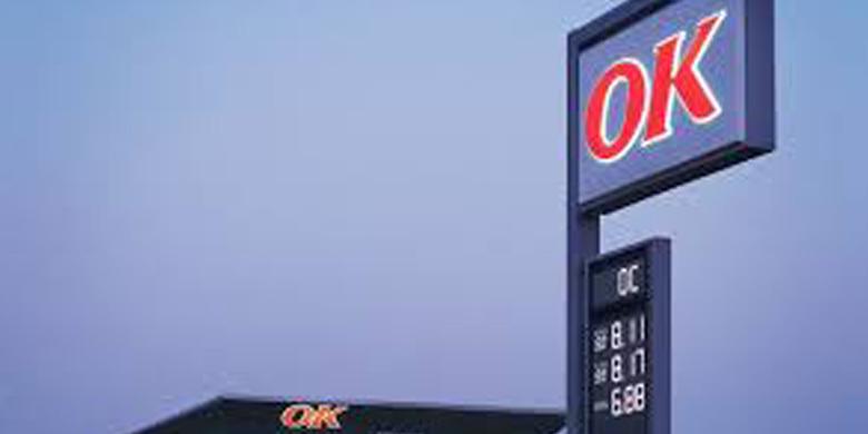 OK benzin