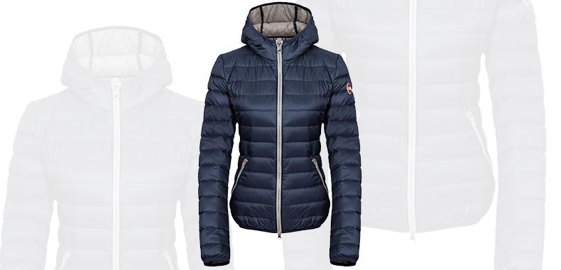 dun jakke